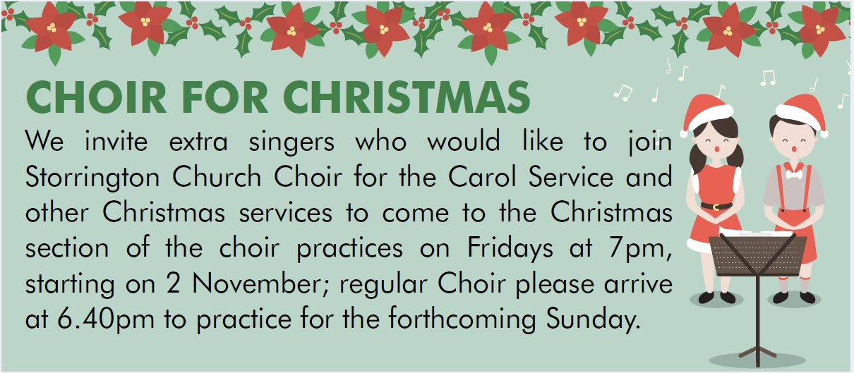 Choirforchristmas