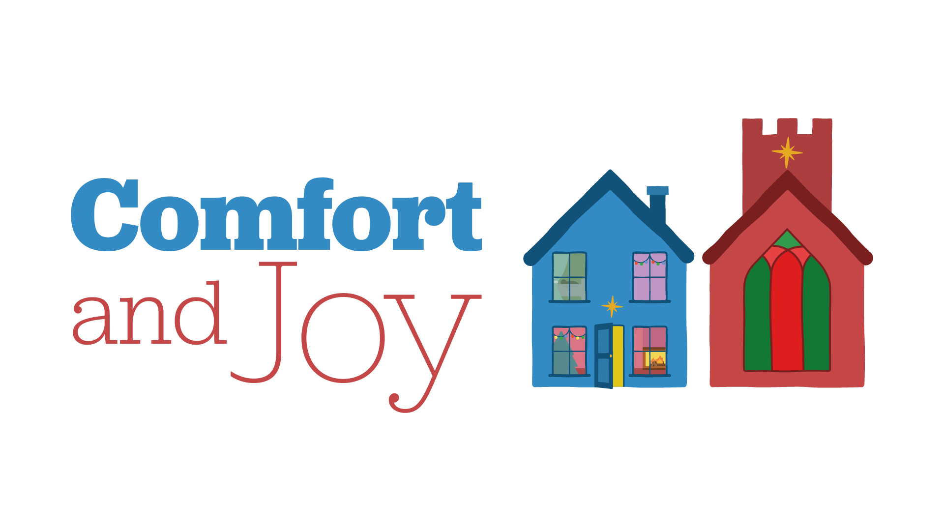 Comfort and Joy Logo 1080